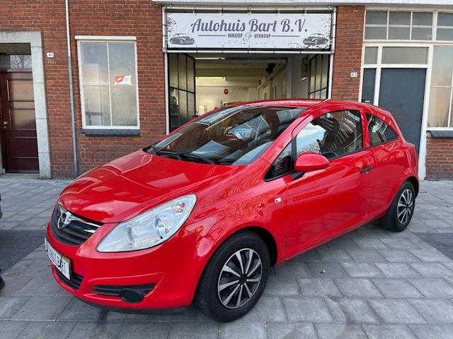Opel Corsa 1.2-16V Selection Airco, Nieuwe APK!