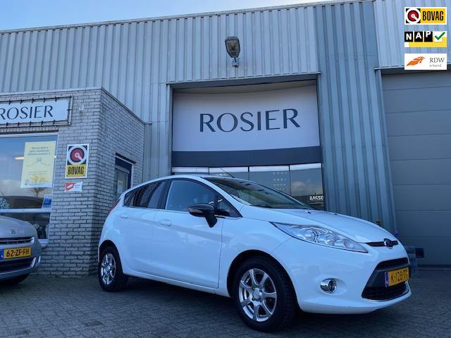 Ford Fiesta occasion - Rosier Auto's