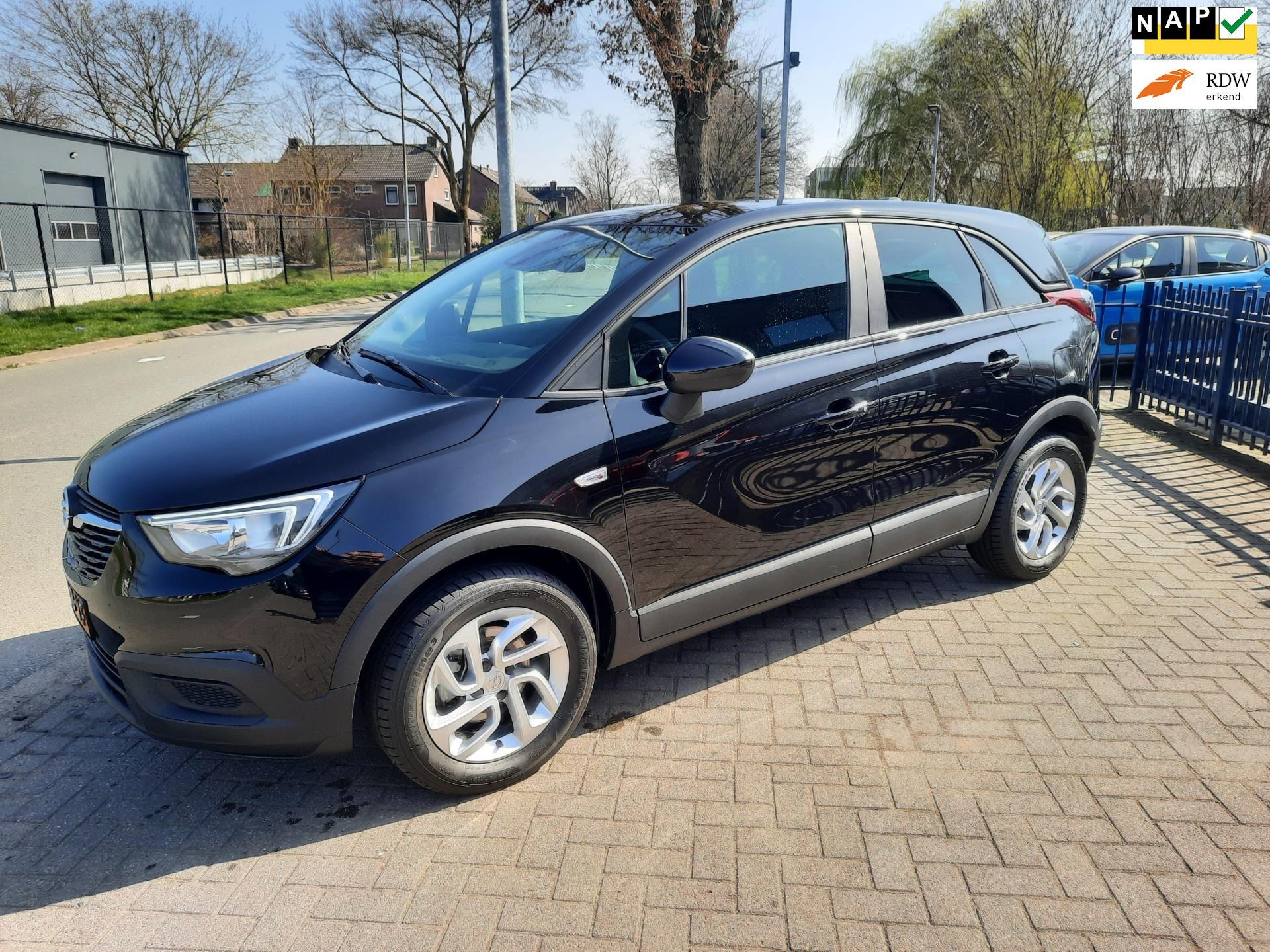 Opel Crossland X occasion - Autobedrijf T. van Noort