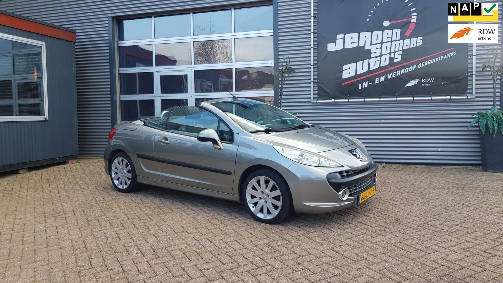 Peugeot 207 CC occasion - Jeroen Somers Auto´s