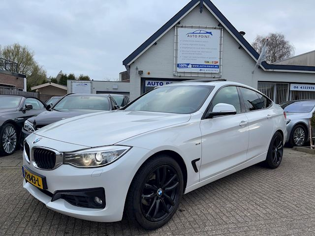 BMW 3-serie Gran Turismo 318D AUT6/LEDER/SPORTSEATS/PANORAMA/FULL OPTION
