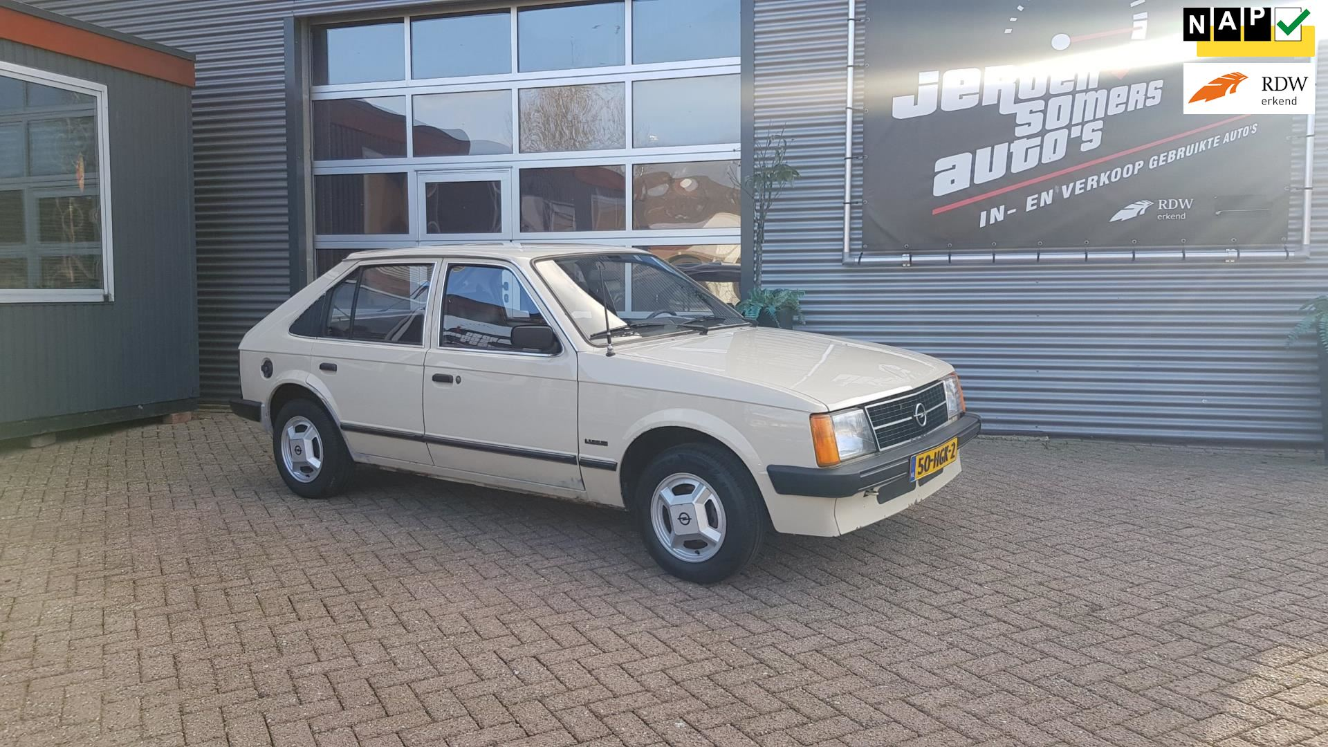 Opel KADETT HATCHBACK 1.6 SH  AUTOMATIC occasion - Jeroen Somers Auto´s