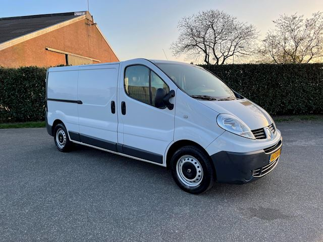 Renault Trafic occasion - Bartels Auto's
