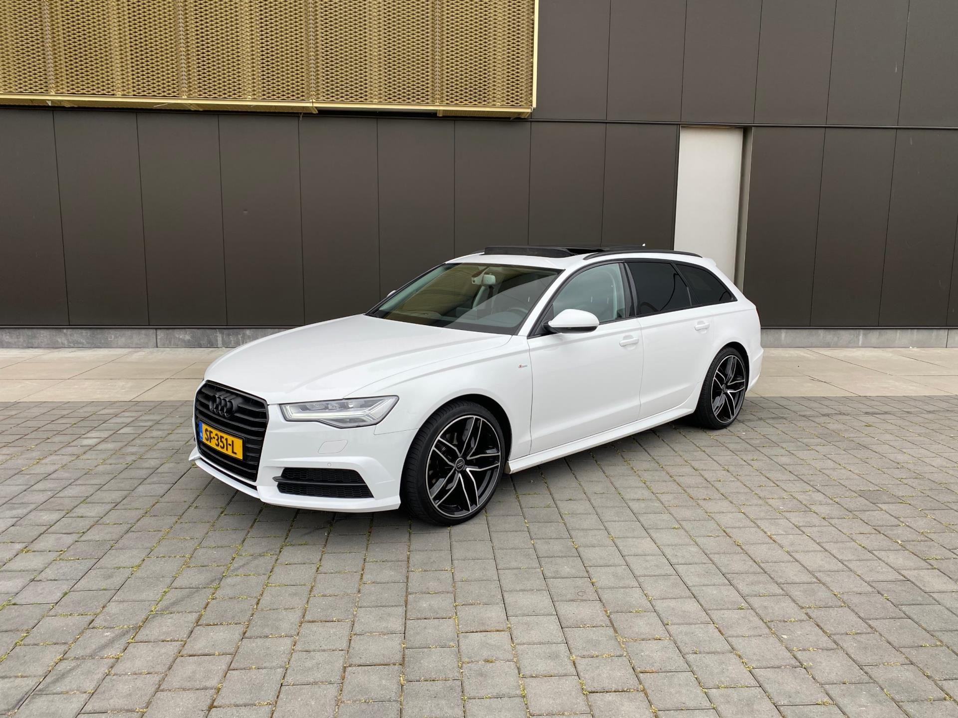 Audi A6 Avant occasion - Zwaard Auto's