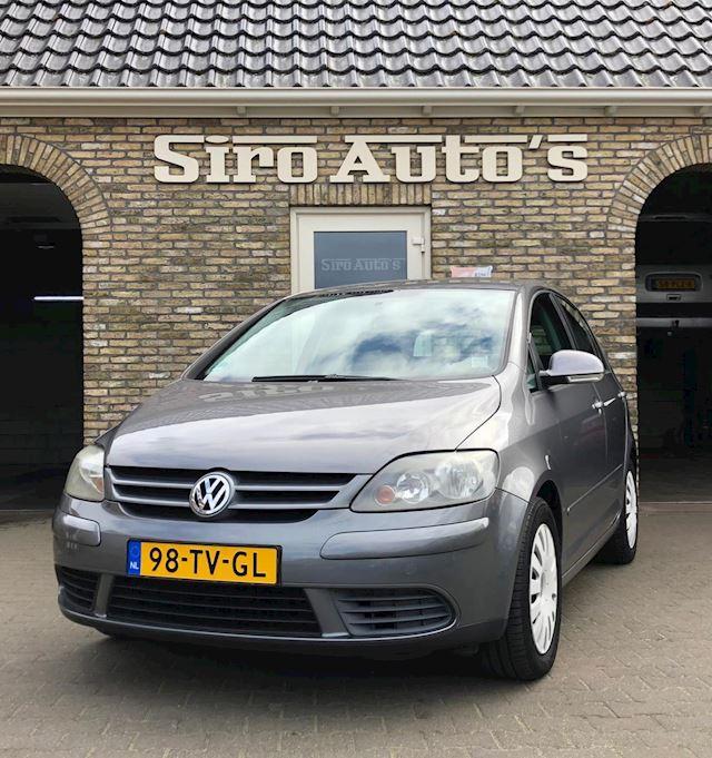 Volkswagen Golf Plus 1.6 FSI Optive 3 Bj 2007 met slechts 76961 Km