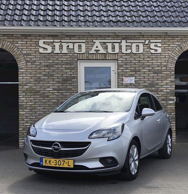 Opel Corsa 1.4 Edition Bj 2016 Bi-fuel LPG eerste eigenaar