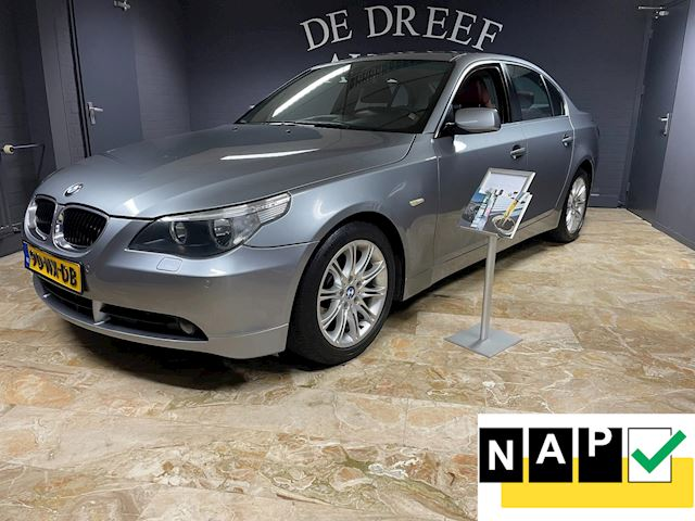 BMW 5-serie 530 D EXECUTIVE AUTOMAAT