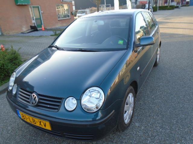 Volkswagen Lupo occasion - Autohandel Bamboe