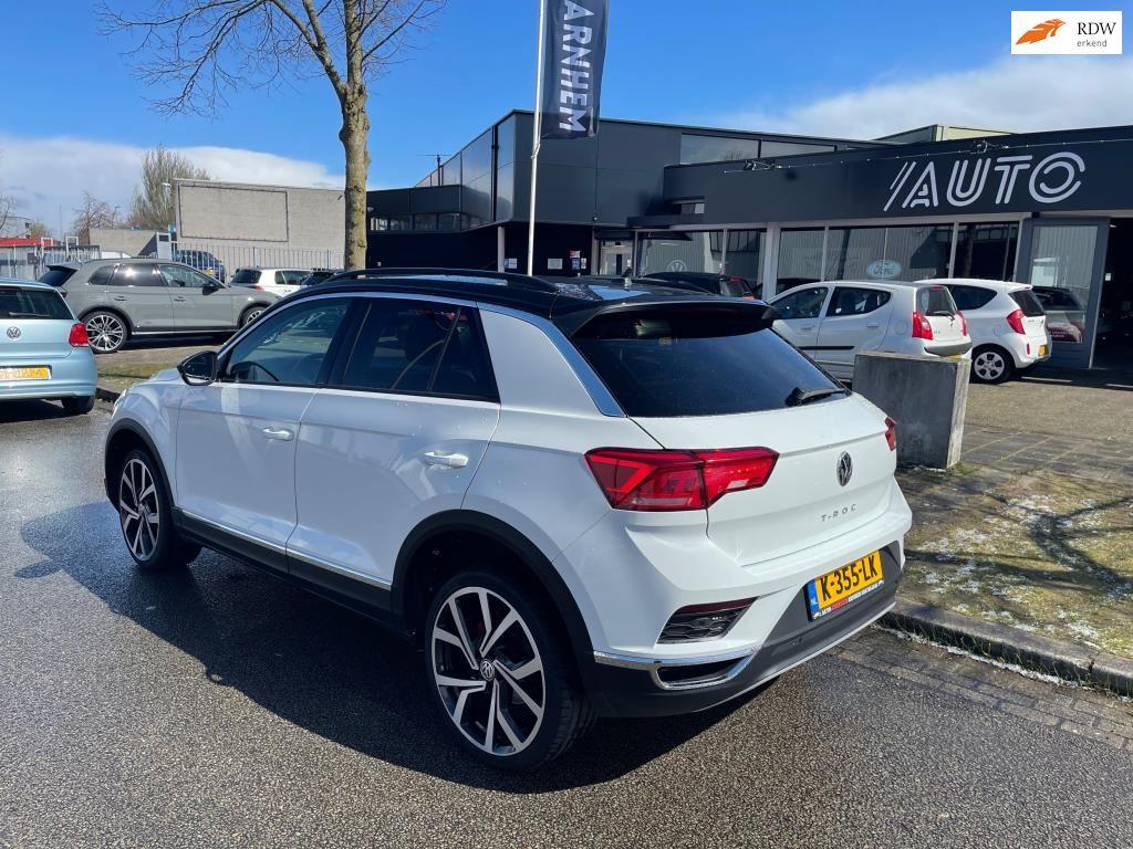 Volkswagen T-Roc occasion - Auto Centrum Arnhem