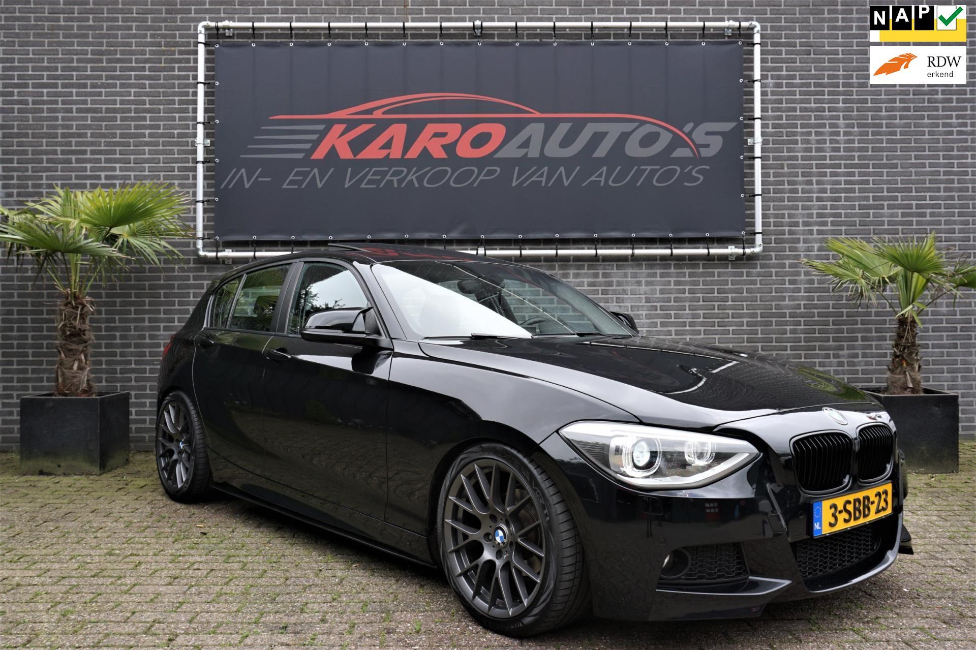 BMW 1-serie occasion - KARO Auto's