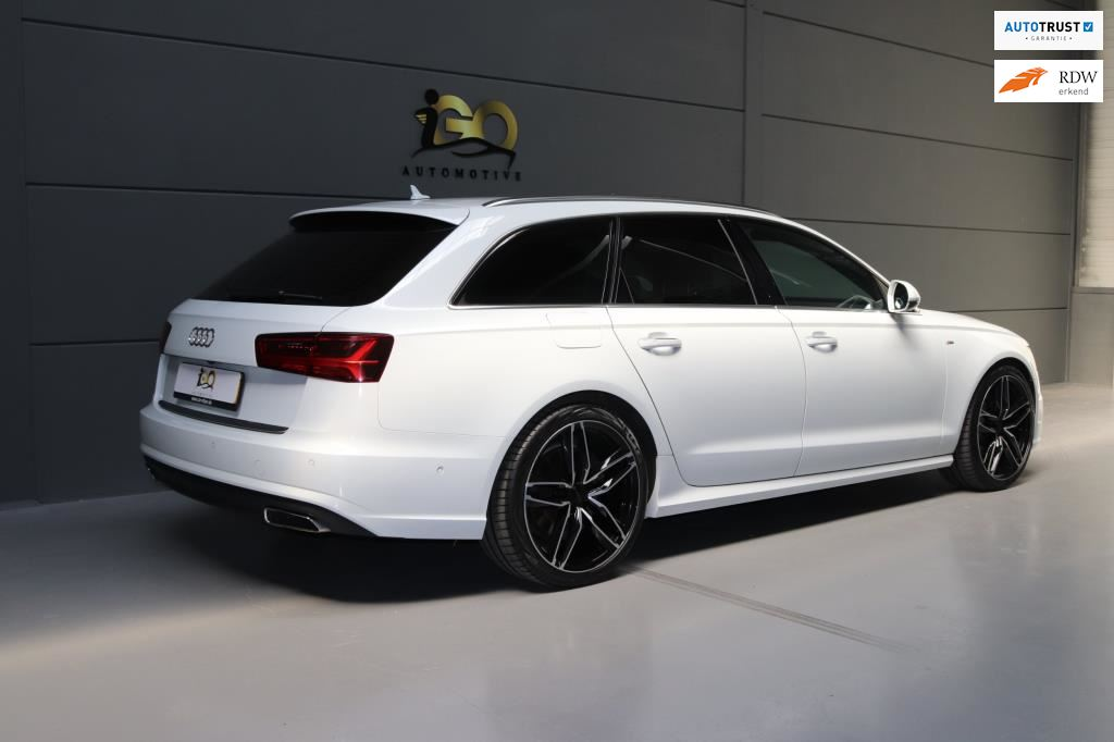 Audi A6 Avant occasion - I Go Automotive