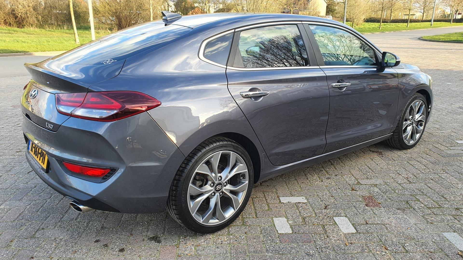 Hyundai I30 occasion - Autocentrum Descendre