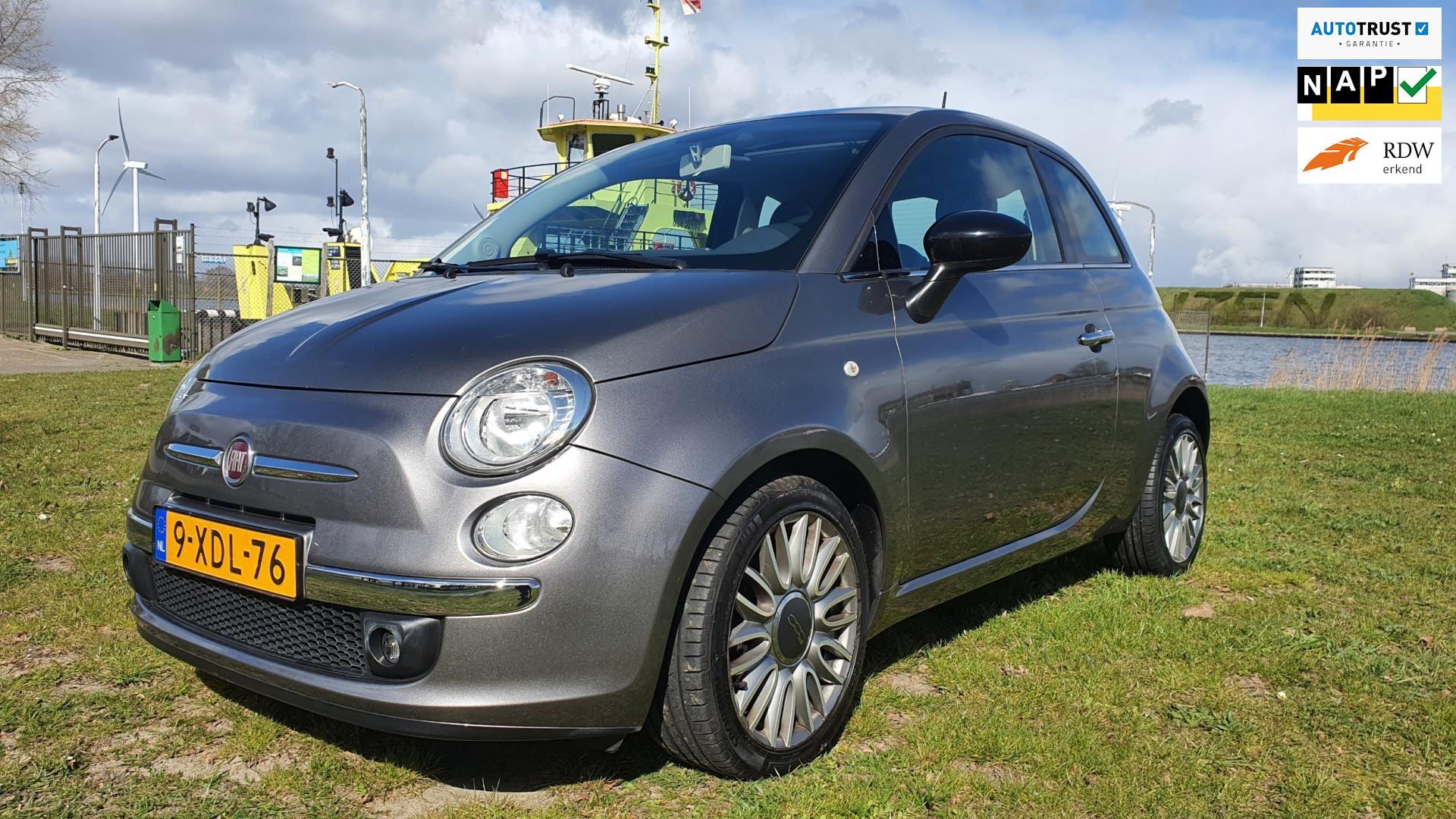 Fiat 500 occasion - Autocentrum Descendre