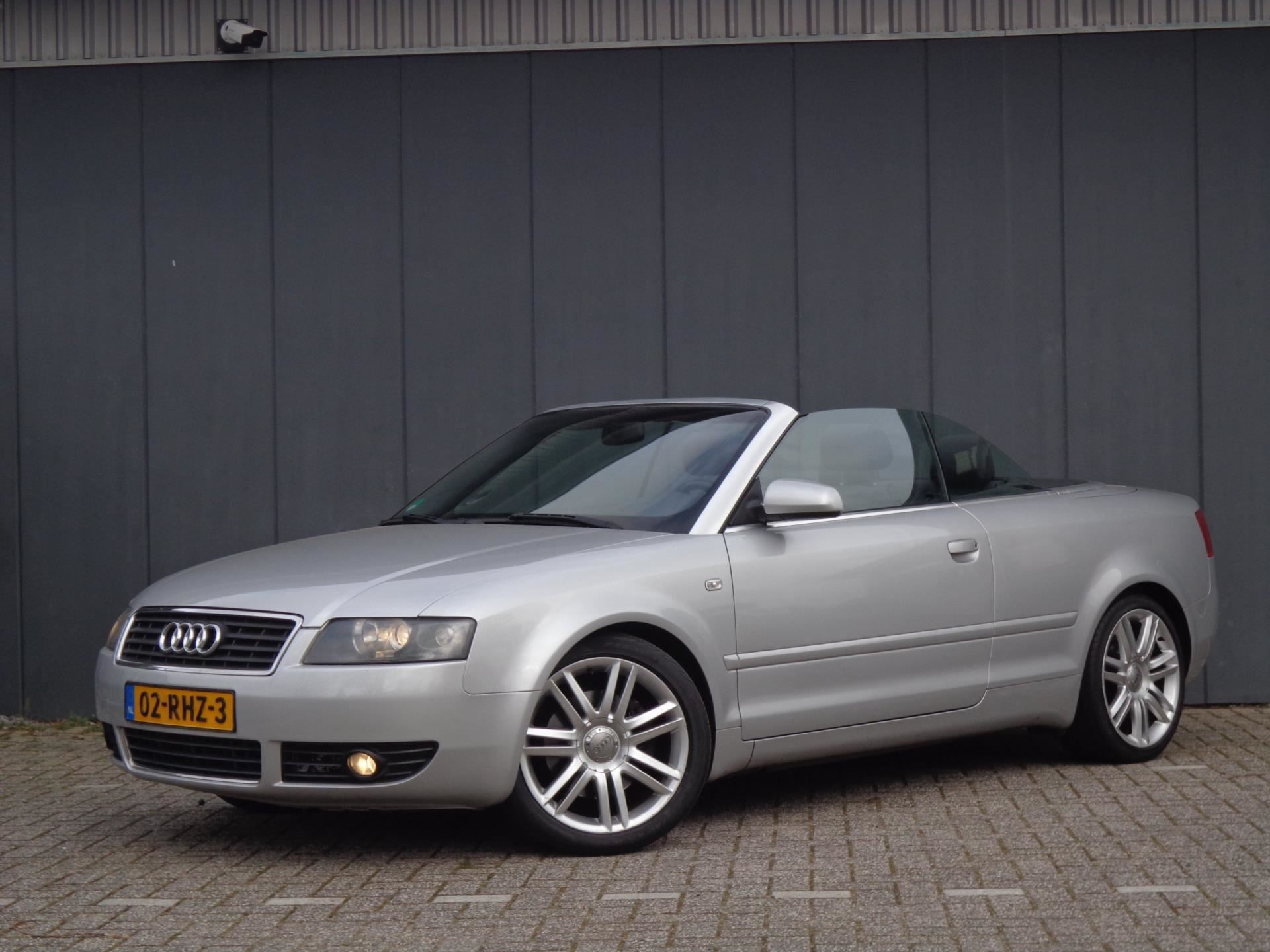 Audi A4 Cabriolet occasion - Autobedrijf Weels