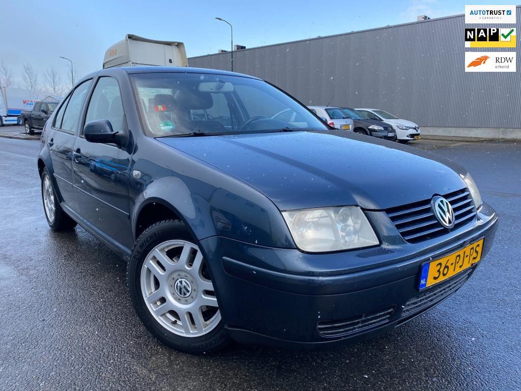 Volkswagen Bora occasion - Autobedrijf De Kronkels