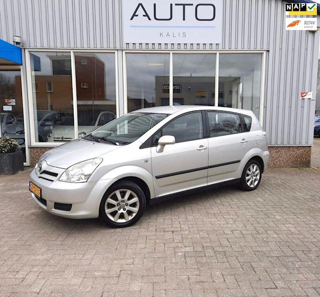 Toyota Corolla Verso 1.6 VVT-i Terra *Nieuwe Apk *Airco *Trekhaak*