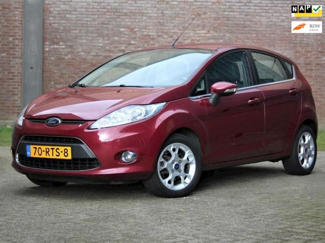 Ford Fiesta occasion - Autobedrijf Foolen