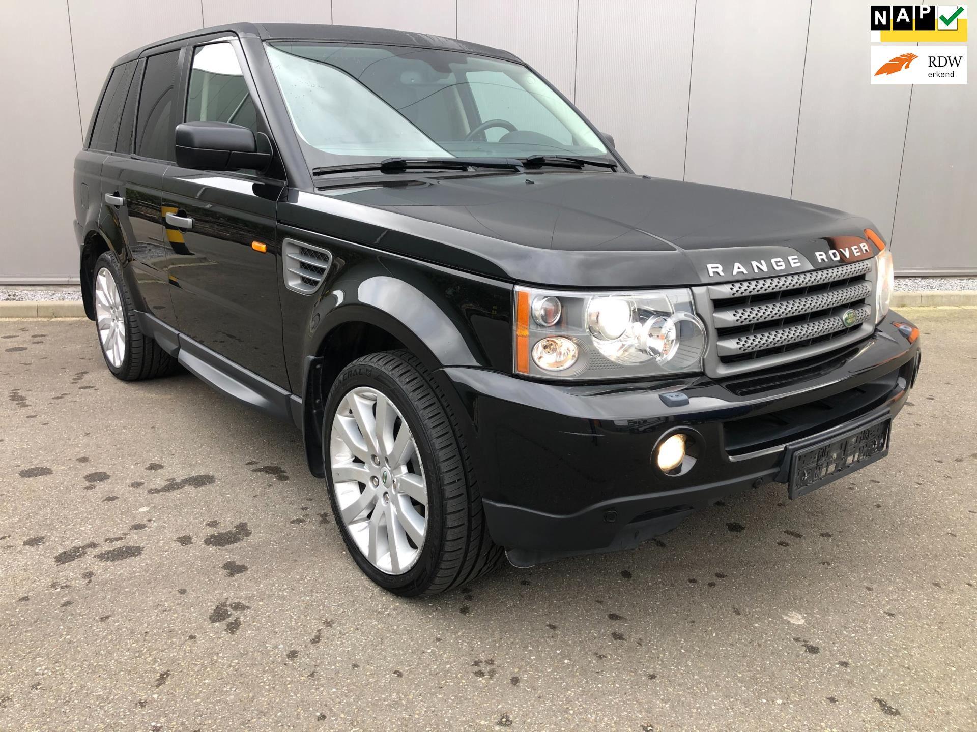 Land Rover Range Rover Sport occasion - Demus Cars