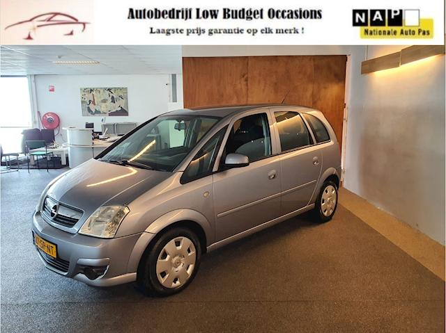 Opel Meriva 1.6-16V Enjoy,Apk Nieuw,Airco,E-Ramen,Trekhaak,N.A.P,5Deurs,Zeer Nette staat!!