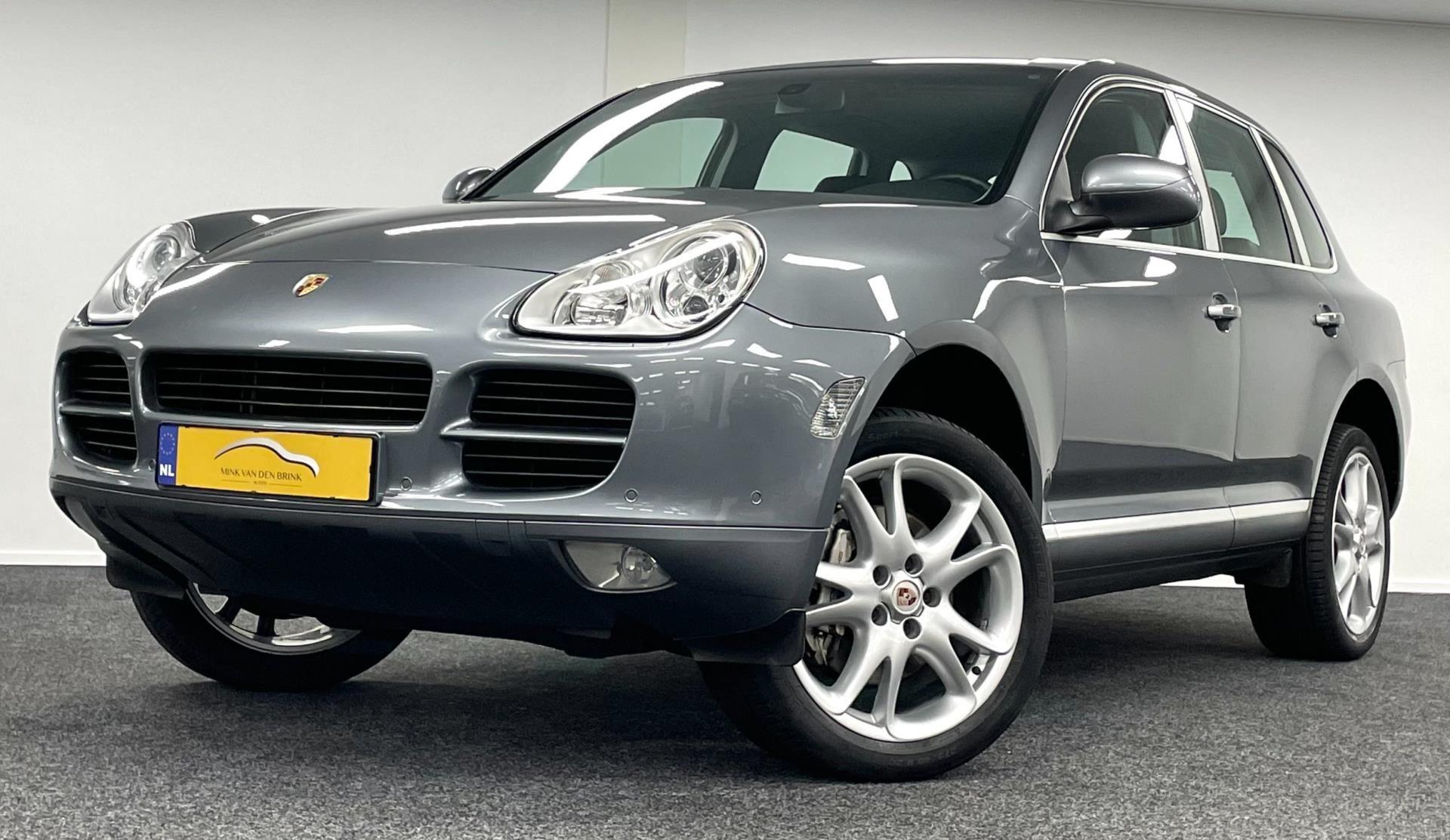 Porsche Cayenne occasion - Mink van den Brink Auto's
