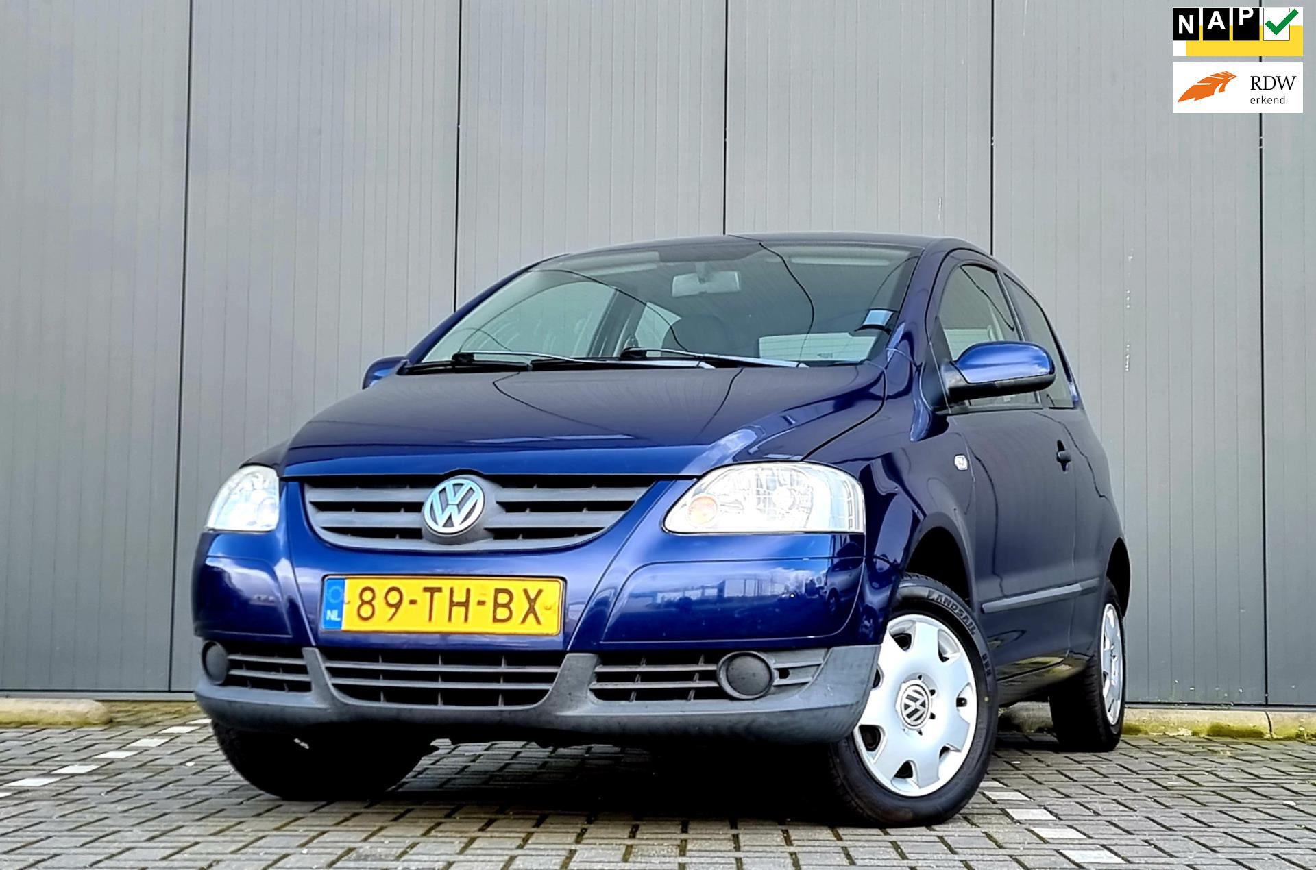 Volkswagen Fox occasion - van den Boog Automotive