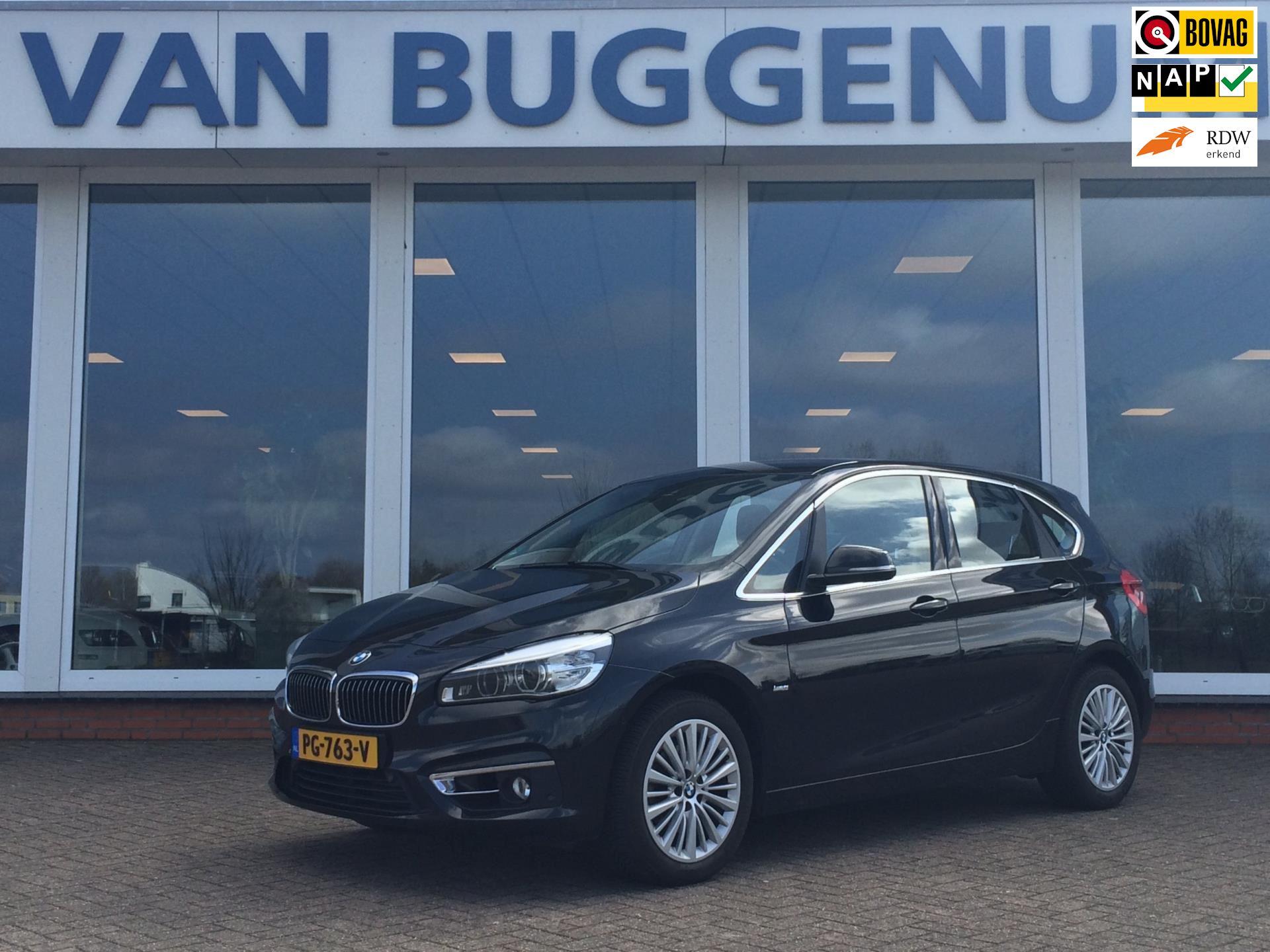 BMW 2-serie Active Tourer occasion - Automobielbedrijf J. van Buggenum