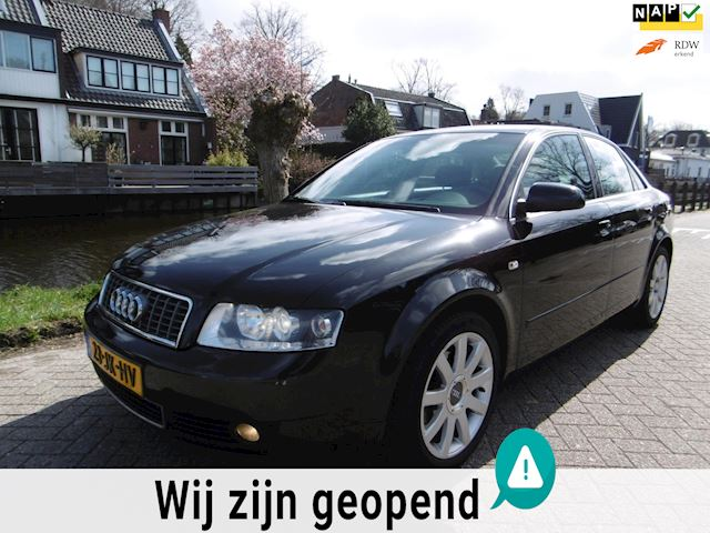 Audi A4 1.8 Turbo Exclusive 150pk Clima Cruise