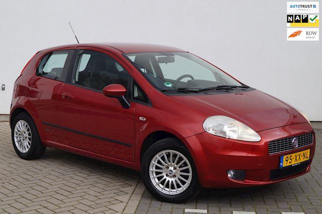 Fiat Grande Punto 1.2 Dynamic / AIRCO / CRUISE / APK / NAP / LM VELGEN