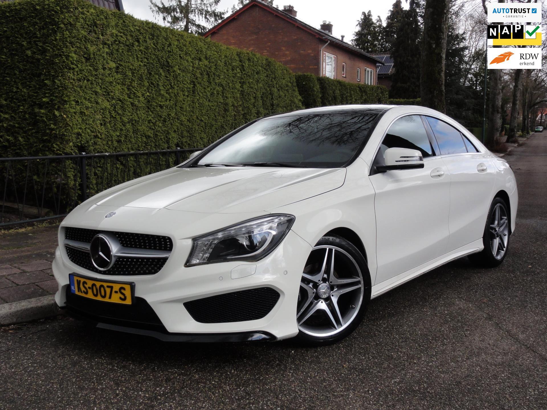 Mercedes-Benz CLA-klasse occasion - Autobedrijf H. Reinders