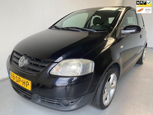Volkswagen Fox 1.4 Airco Elek.ramen Nieuwe APK Radio/cd