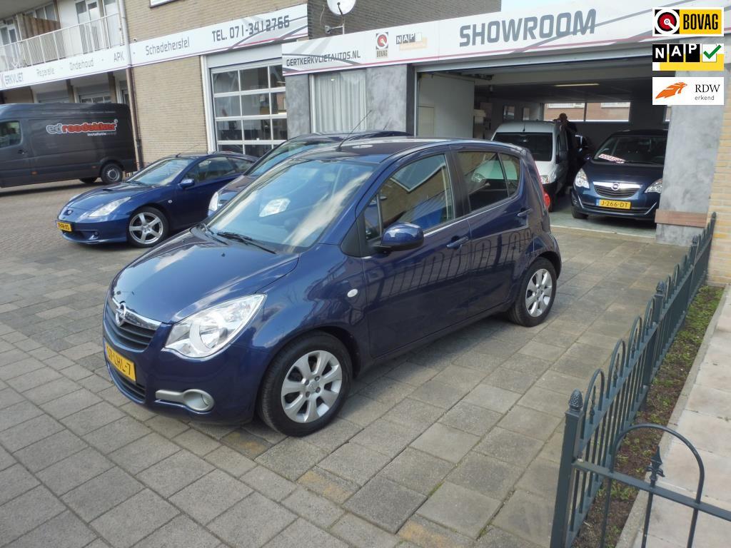 Opel Agila occasion - Automobielbedrijf Gert Kerkvliet
