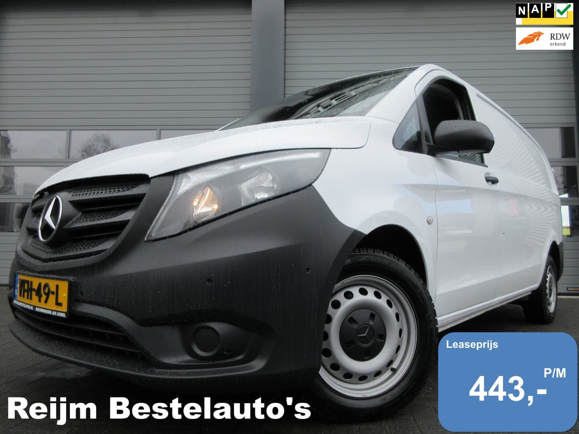 Mercedes-Benz Vito occasion - Reijm Bestelauto's