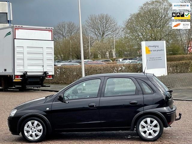 Opel Corsa occasion - Jesse de Koning Auto`s