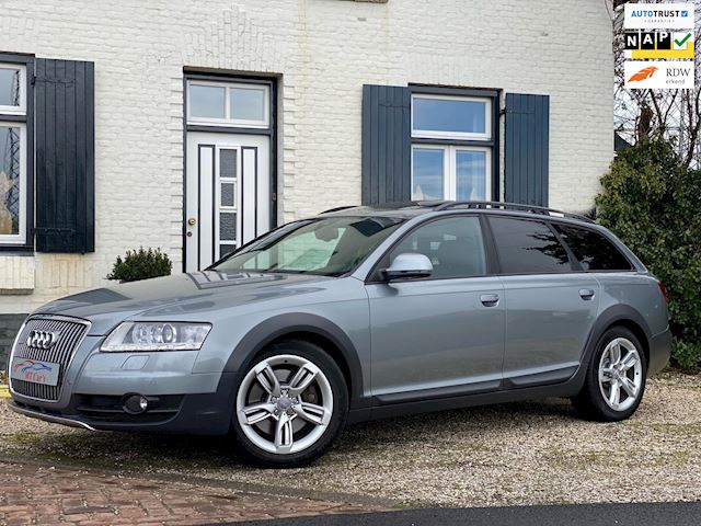 Audi A6 Allroad occasion - M.T.  Cars & Carcleaningcenter