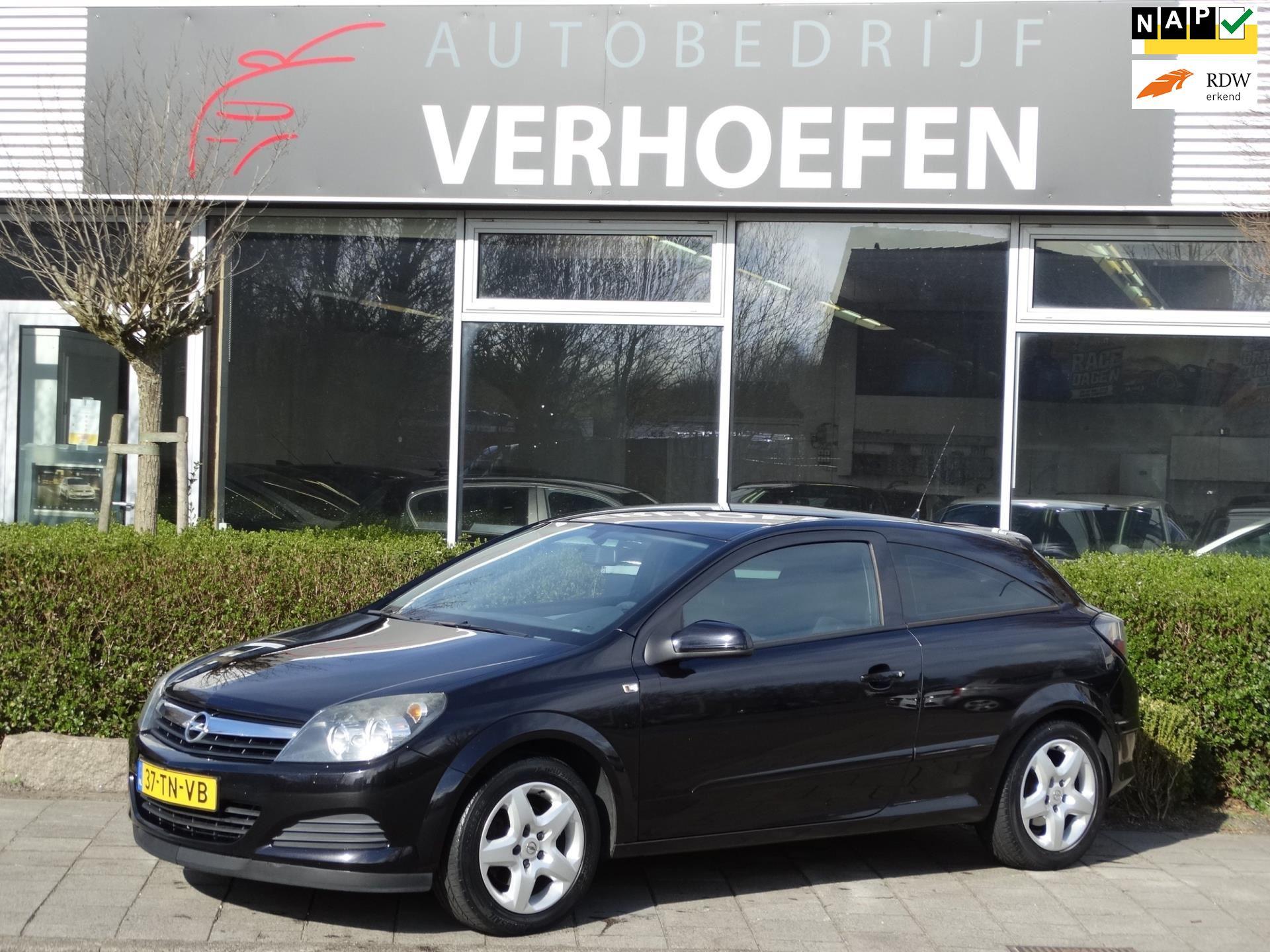 Opel Astra GTC occasion - Autobedrijf Verhoefen