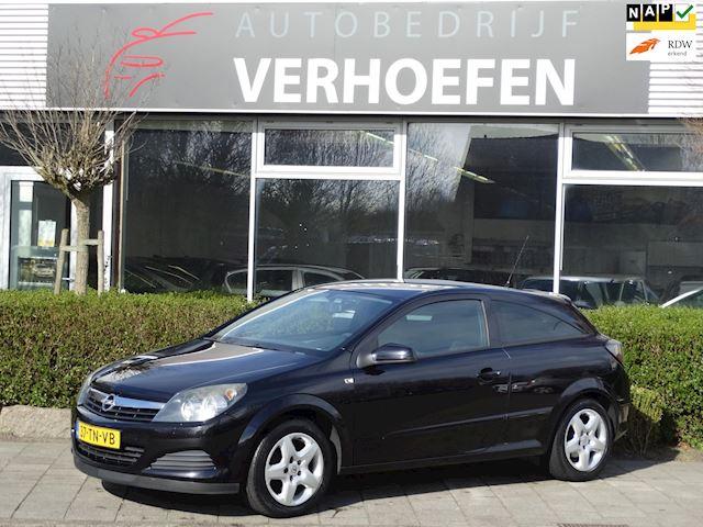 Opel Astra GTC 1.6 Edition - AIRCO - VOL ONDERHOUD - CRUISE CONTR - GARANTIE !!
