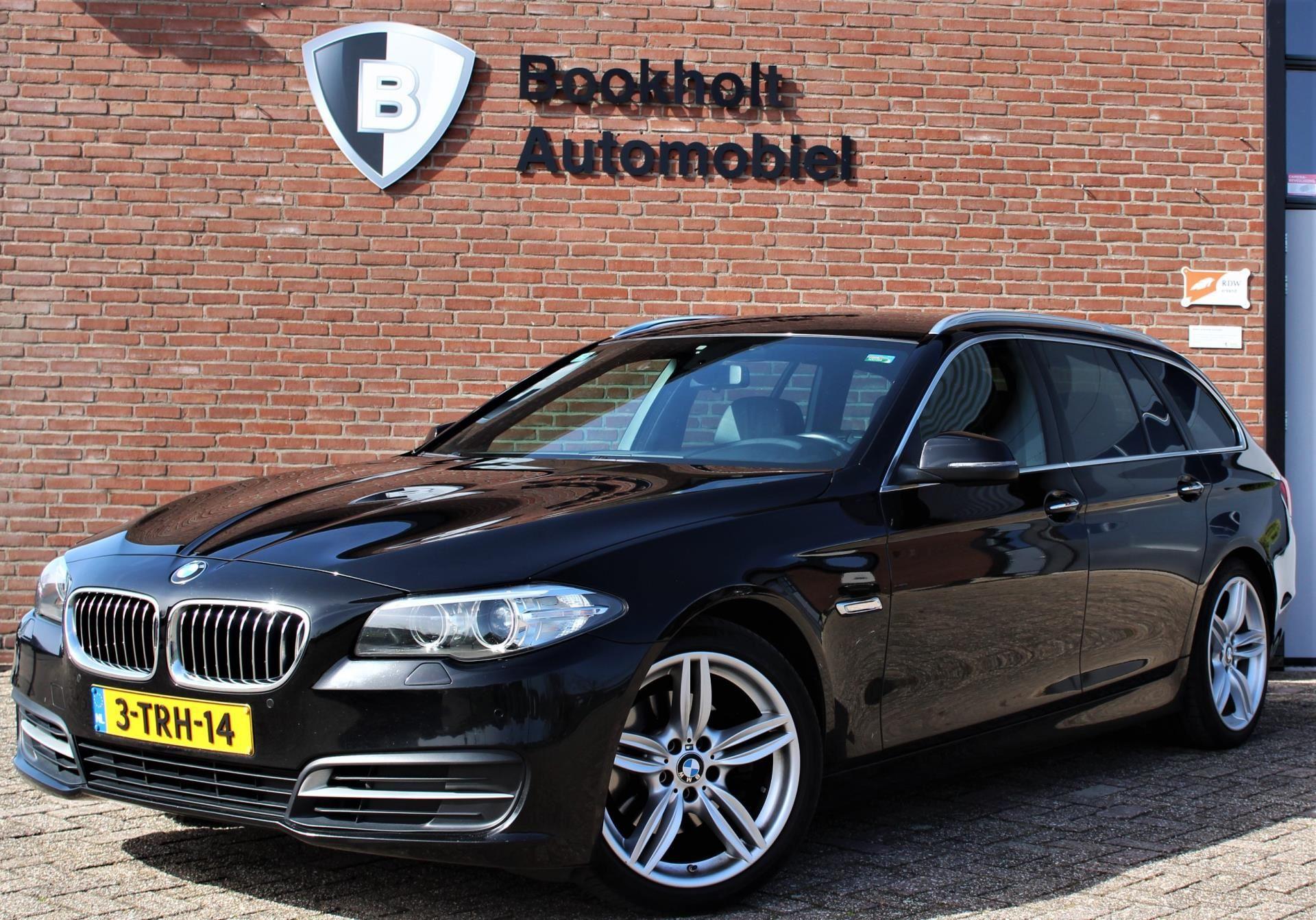 BMW 5-serie Touring occasion - Bookholt Automobiel