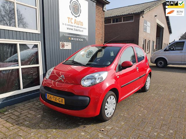 Citroen C1 1.0-12V Séduction Airco dealer onderhouden Apk 06-04-22