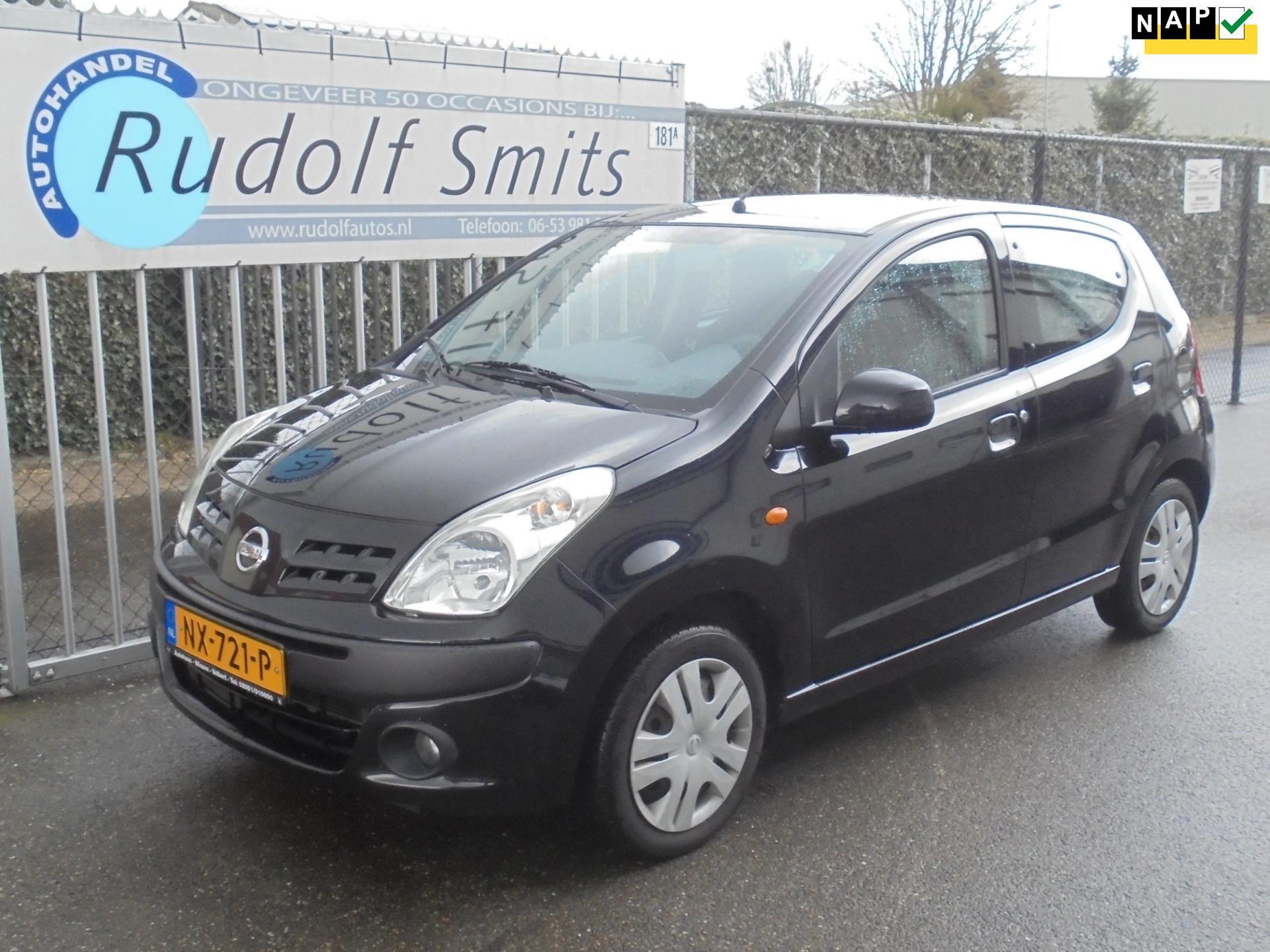 Nissan Pixo occasion - Autohandel Rudolf Smits