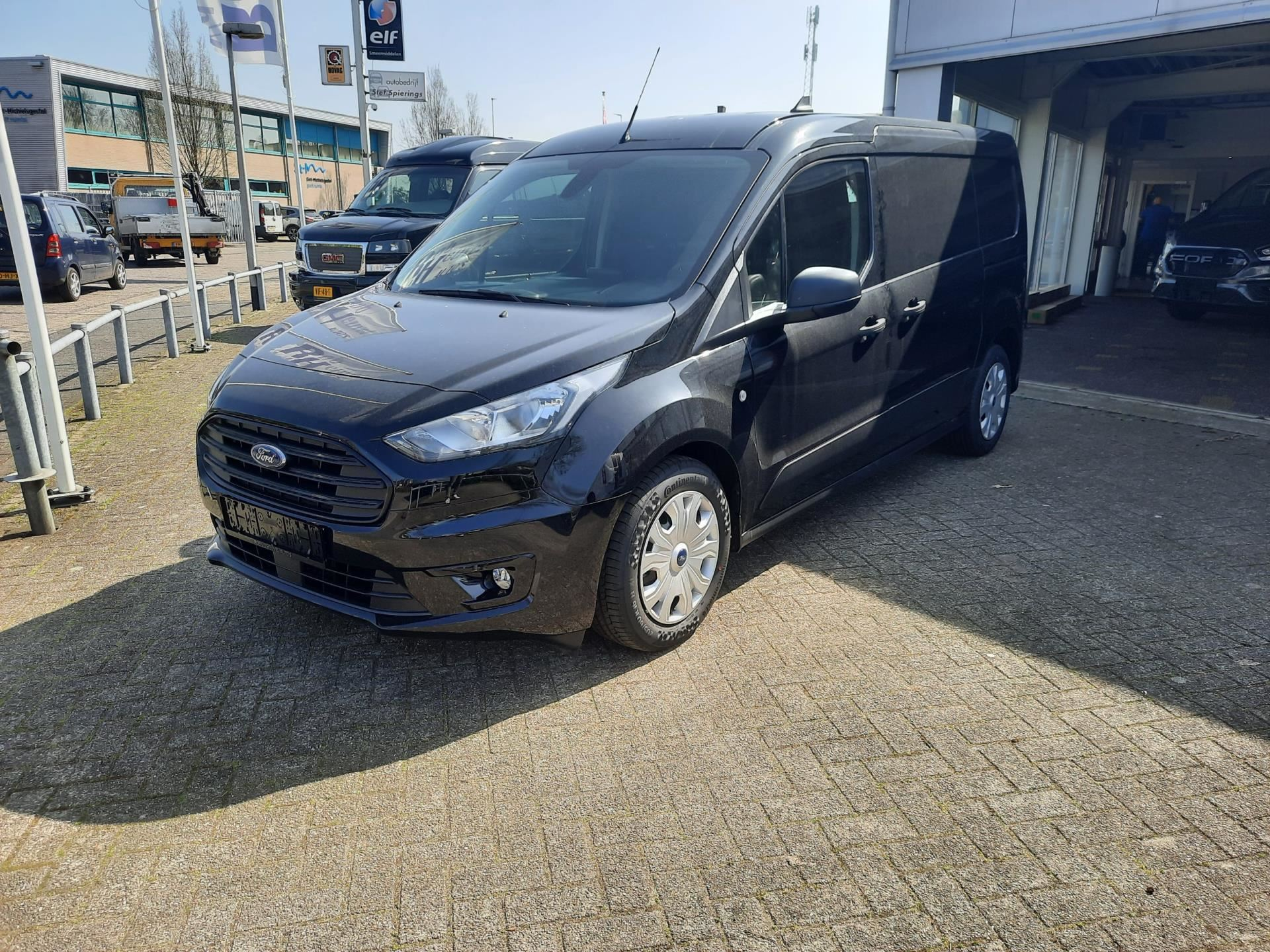 Ford Transit Connect occasion - Rob v/d Heuvel Auto's