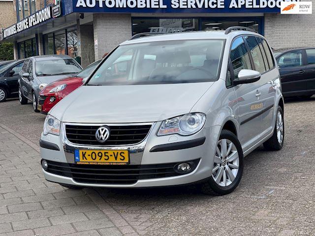 Volkswagen Touran 1.4 TSI Trendline*CLIMA*STOELVERW.*TREKHAAK*STUURBEKR.*LM.VELGEN
