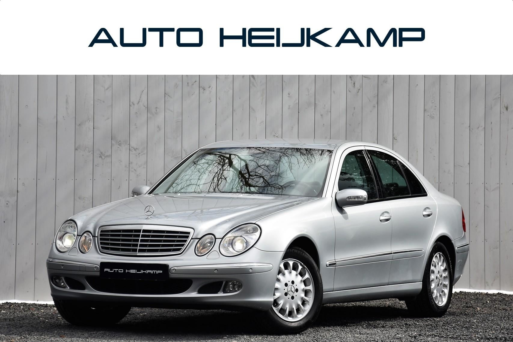 Mercedes-Benz E-klasse occasion - Auto Heijkamp