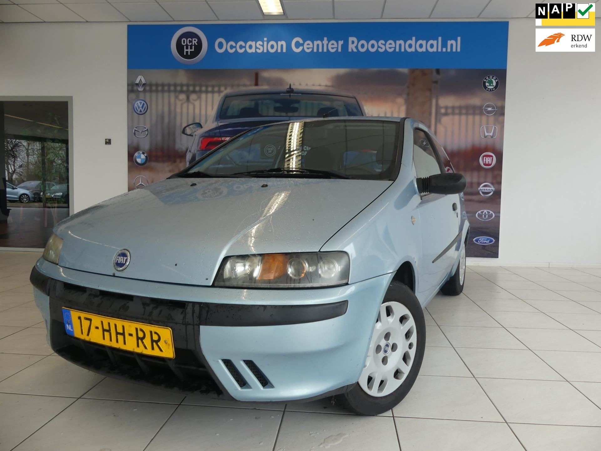 Fiat Punto occasion - Occasion Center Roosendaal