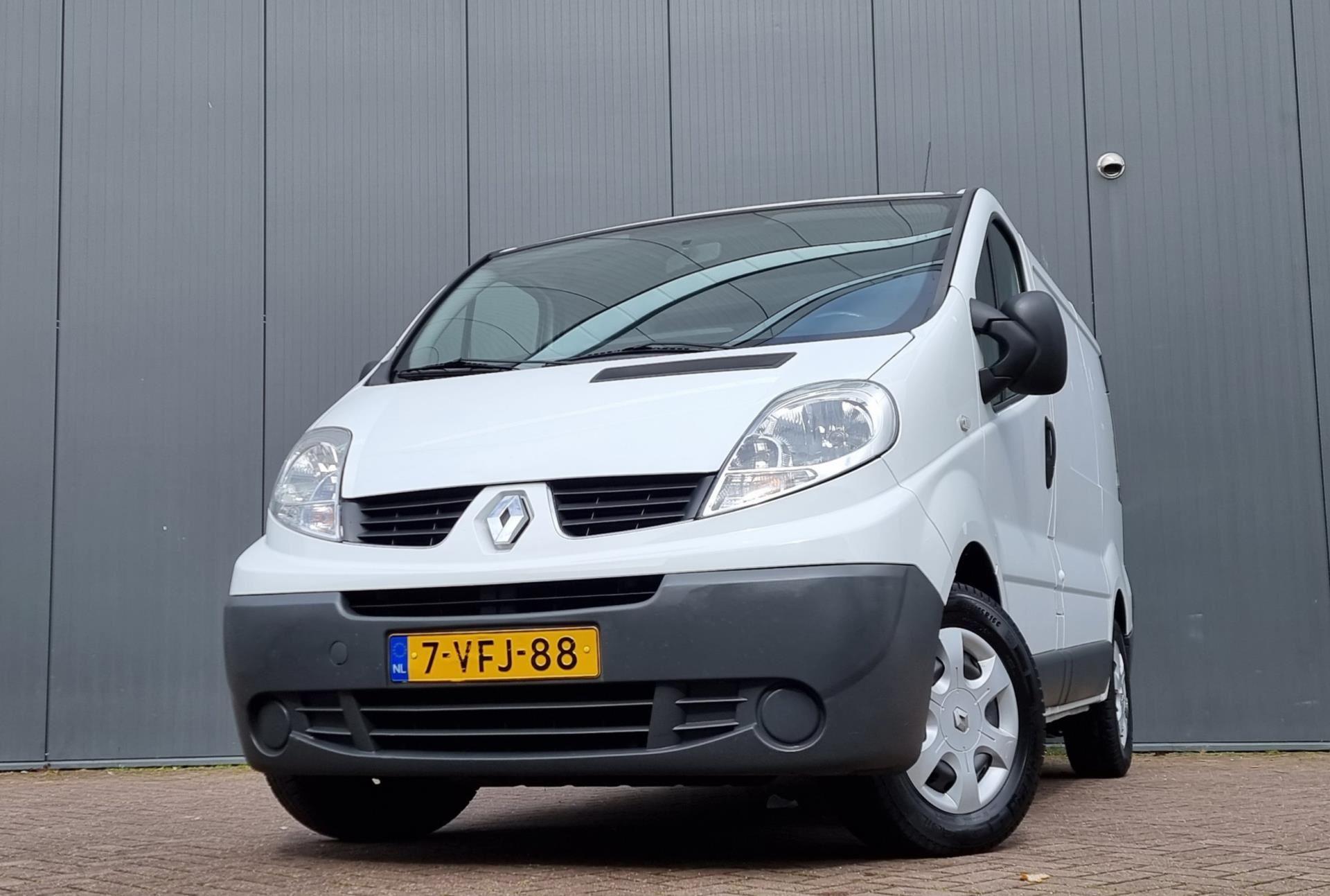 Renault Trafic occasion - van den Boog Automotive