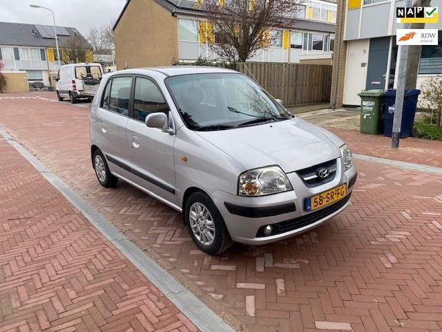 Hyundai Atos AUTOMAAT / 50.000 NAP / Zeer mooie en nette auto