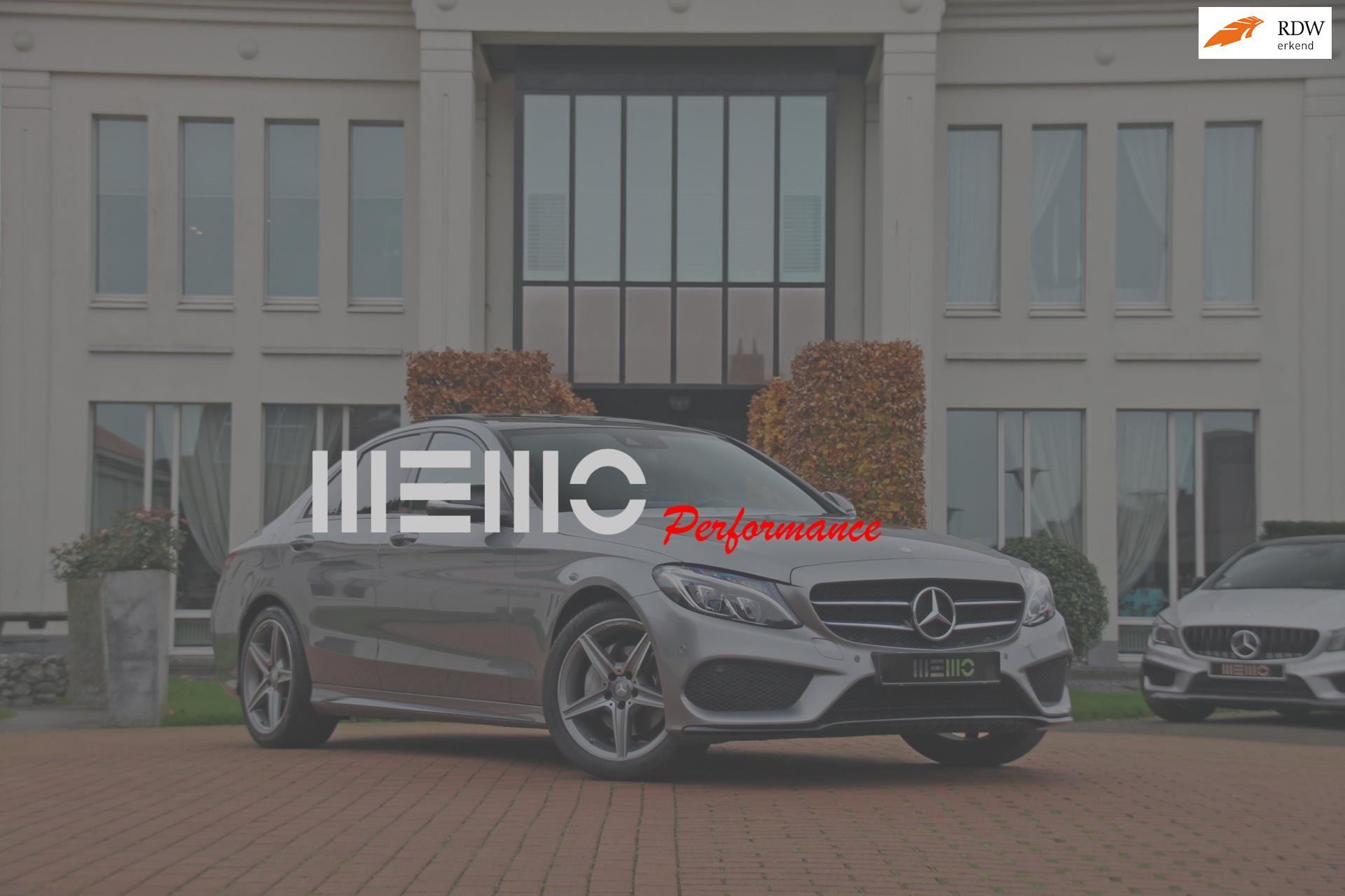 Mercedes-Benz C-klasse occasion - Memo Performance