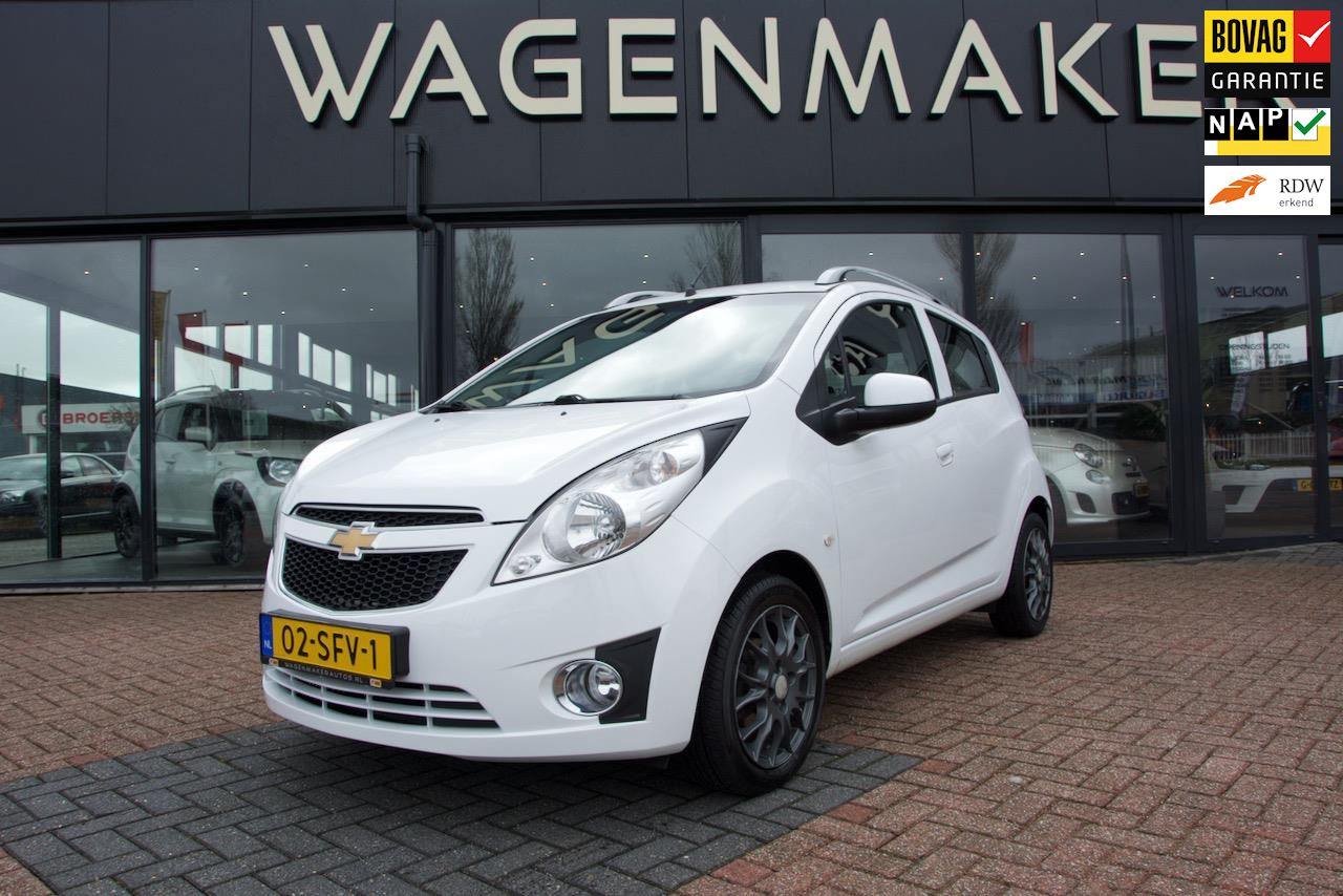 Chevrolet Spark occasion - Wagenmaker Auto's