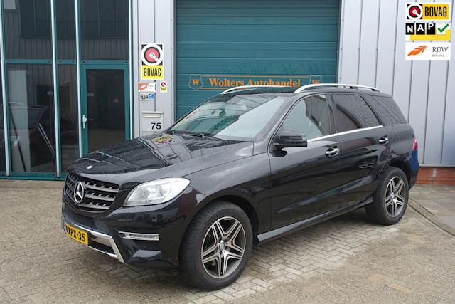 Mercedes-Benz M-klasse 350 BlueTEC Edition 1