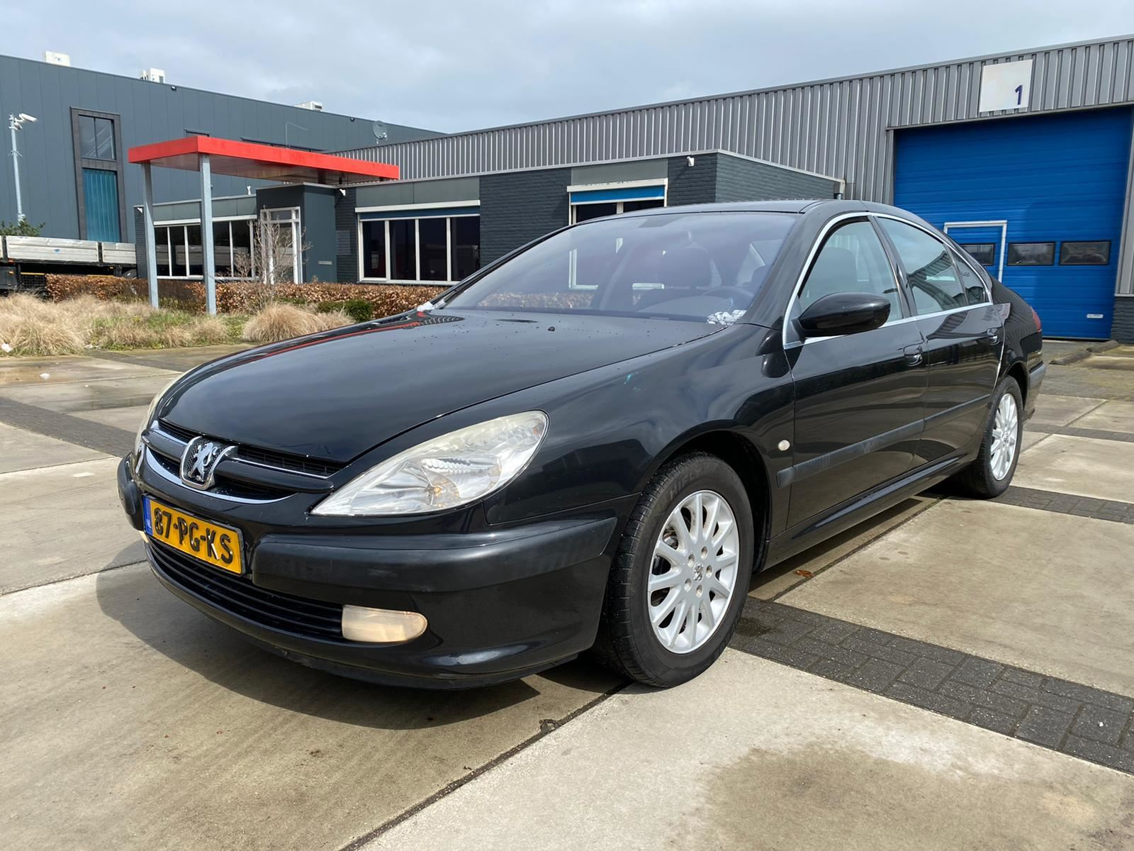 Peugeot 607 occasion - A2 Auto's