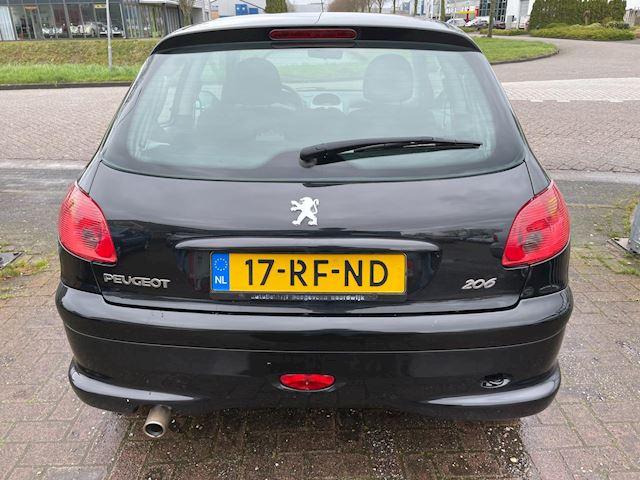 Peugeot 206 1.4 Air-line Airco